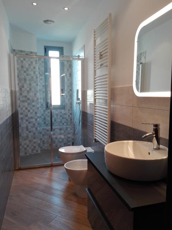 Ristrutturazione casa torino ristrutturare alloggio appartamento impresa pecoraro - Costo realizzazione bagno ...